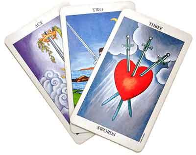 معانی کارتهای تاروت
